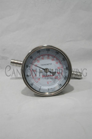 Inline Thermometer