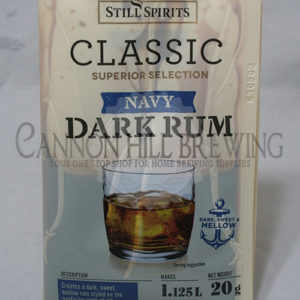 Still Spirits Navy Dark Rum