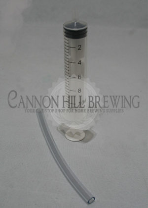 10ml Syringe with Extension Tube