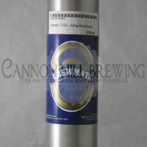 400g Aluminium CO2 Cylinder