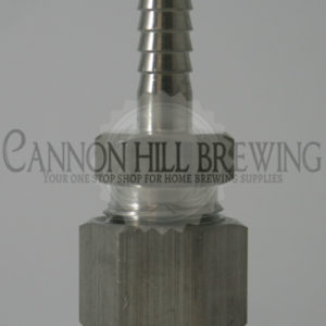 8mm - 6mm Barb Compression Fitting