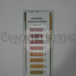 PH Test Kit - 100 Strip