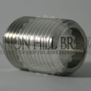 Straight External Thread Pipe Nipple