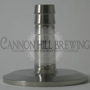 Tri-Clover 1.5' - 13mm Barb
