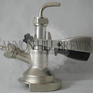 Type A - SS - Keg Coupler