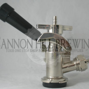 Type D – NC – Keg Coupler