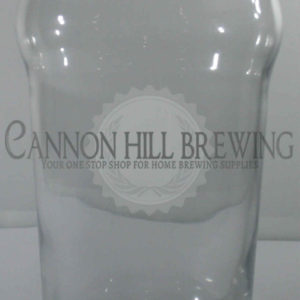 570ml Nonic Pint Glass