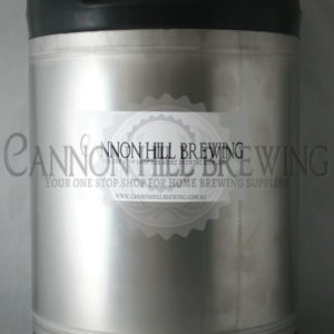 9.5L Rubber Handle Keg