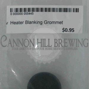 Heater Blanking Grommet