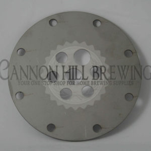 Tri-Clover 5 PLUS 2 Font Support Plate