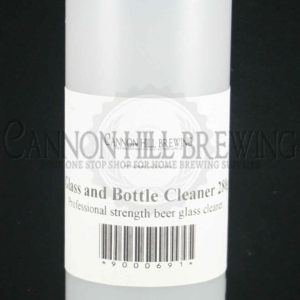 280g Glass and Bottle Cleaner