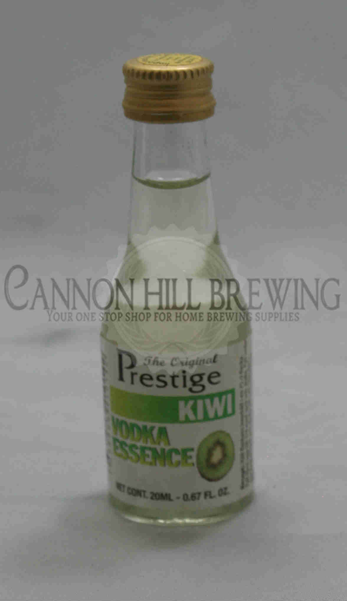 Prestige kiwi vodka cannon hill brewing supplies for Cocktail kiwi vodka