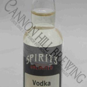 Spirits Unlimited Vodka