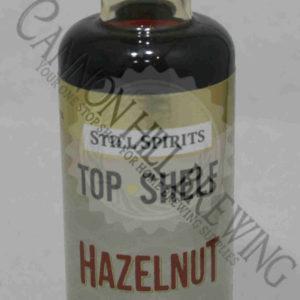 Top Shelf Hazelnut Liqueur